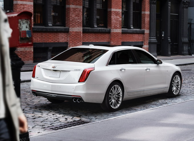 2018 Cadillac CT6 Deals, Prices, Incentives & Leases ...