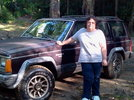 Garage - Pappa's Jeep