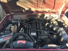 Engine Degreasing