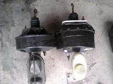 Brake Booster/Master cylinder upgrade