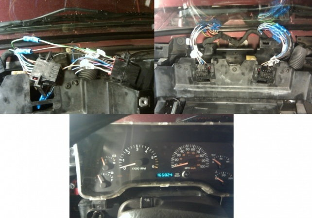 Jeep Grand Cherokee Zj And Wj 1993 To 2004 Why Is Airbag Light On