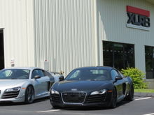 RS4, R8 GT, APR Supercharged 4.2L R8, APR Stage 3 TTRS