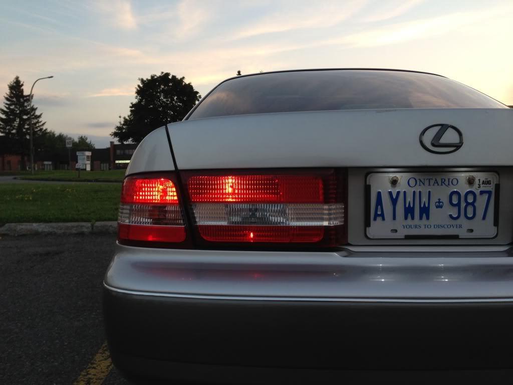 LED OEM License plate lights - Page 2 - ClubLexus - Lexus Forum ...