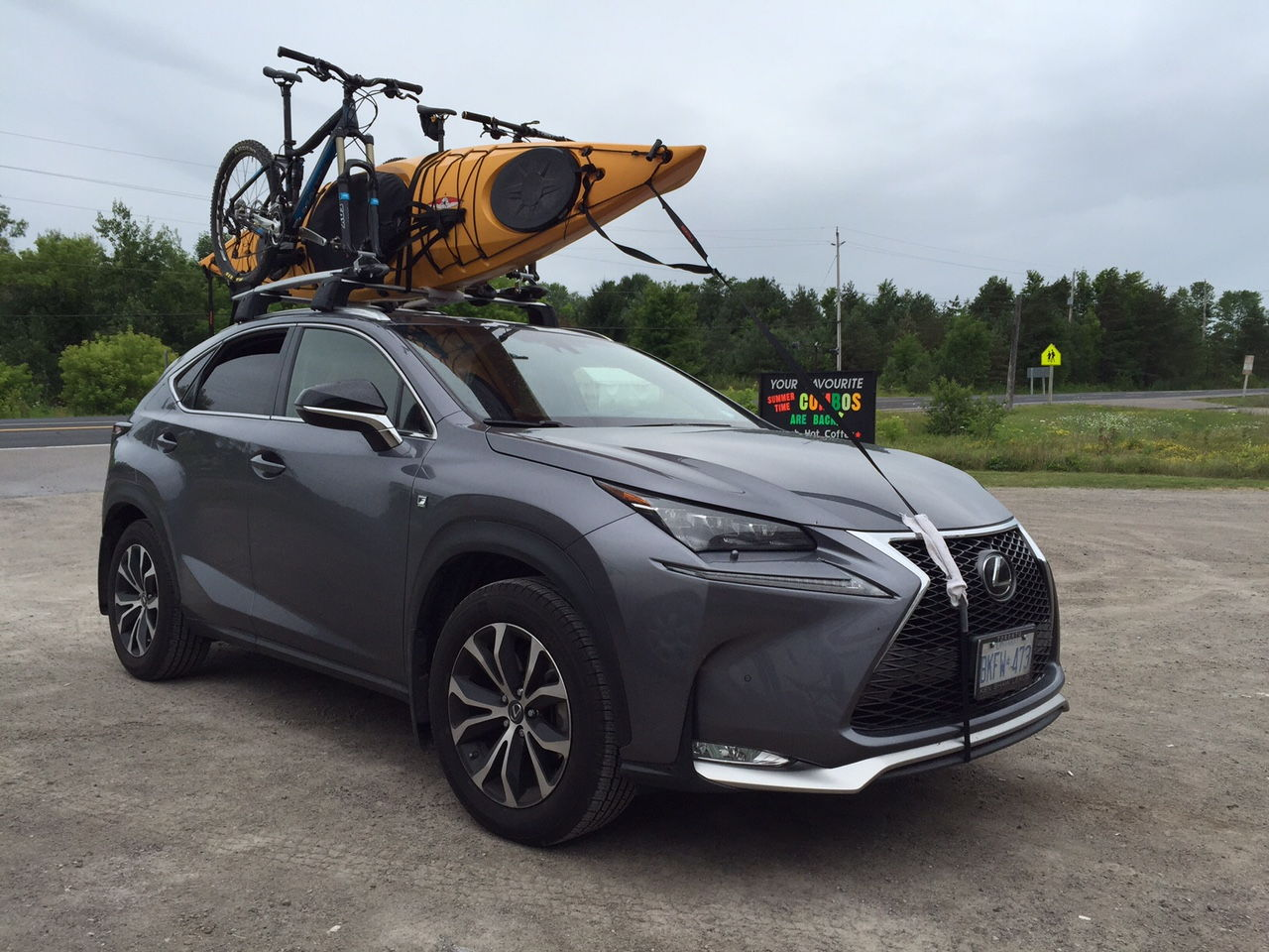 Official Nx Roof Rack Options Merged Threads Page 5