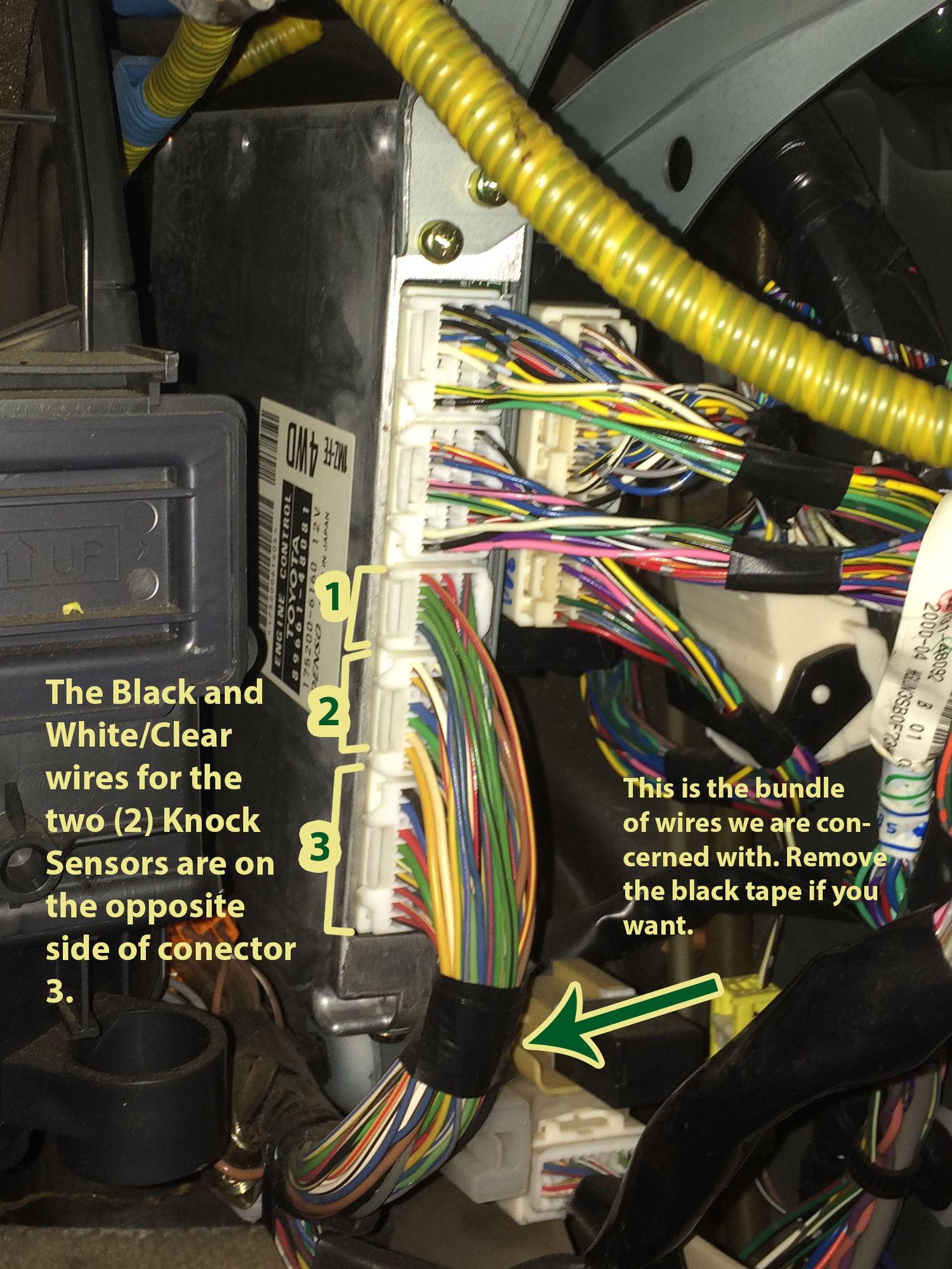 knock sensor wiring diagram mitsubishi  knock sensor wiring diagram mitsubishi #4