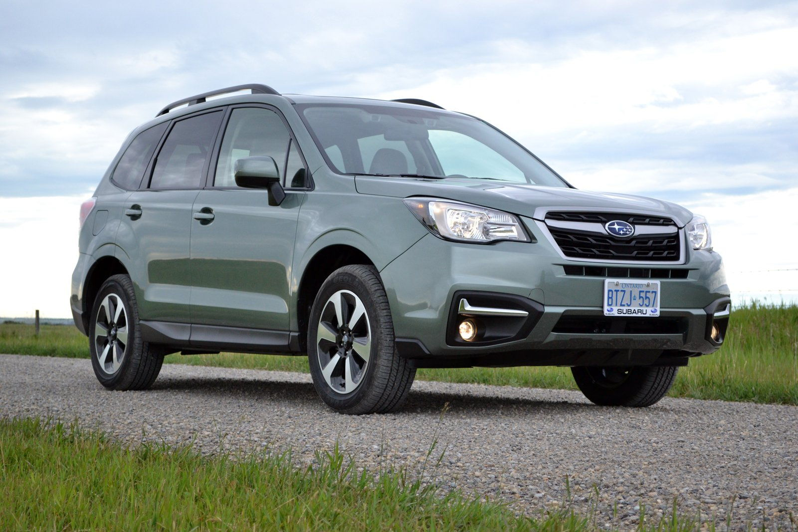 MM Full-Review: 2017 Subaru Forester - ClubLexus - Lexus ...