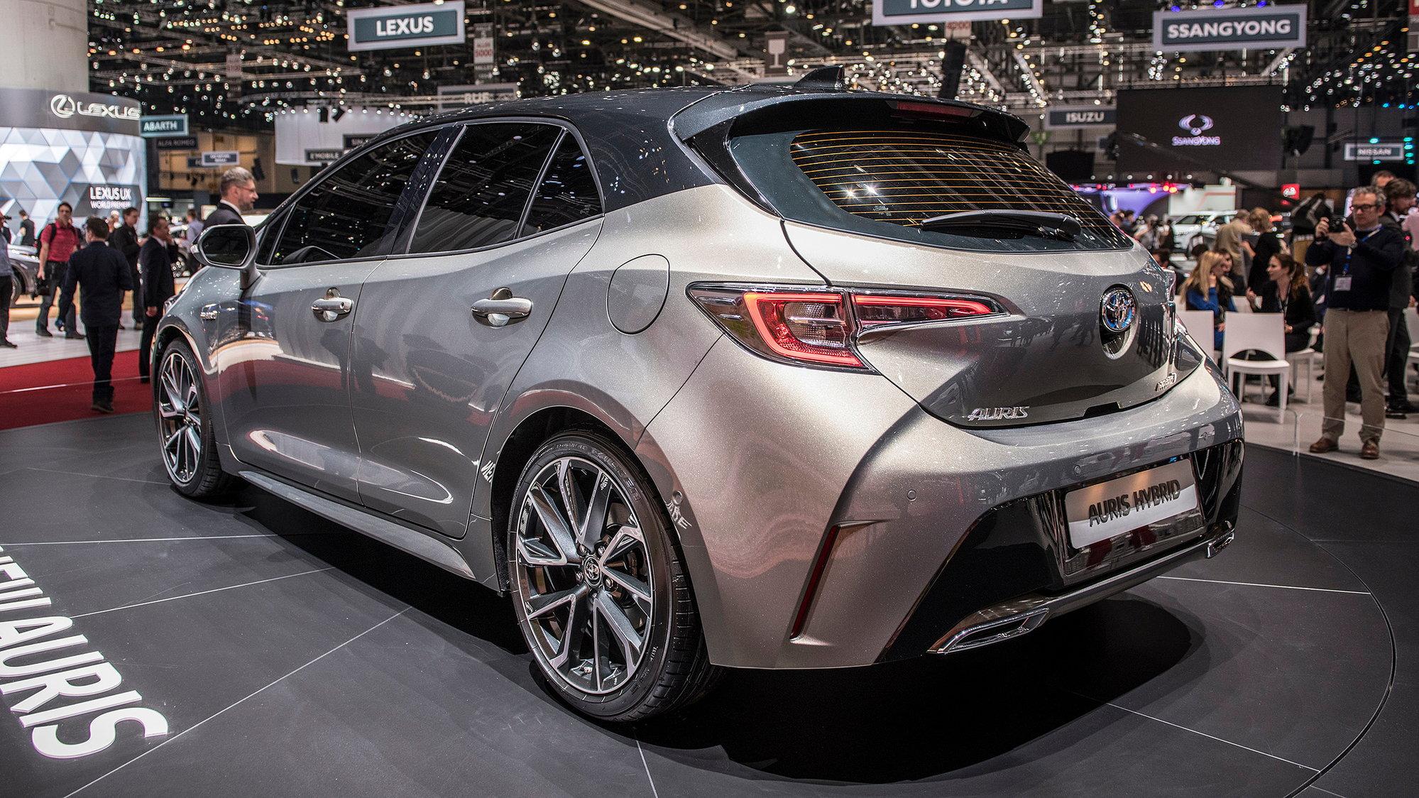 2019 Toyota Prius V >> Stunning new 2019 Auris (Corolla iM) - ClubLexus - Lexus Forum Discussion