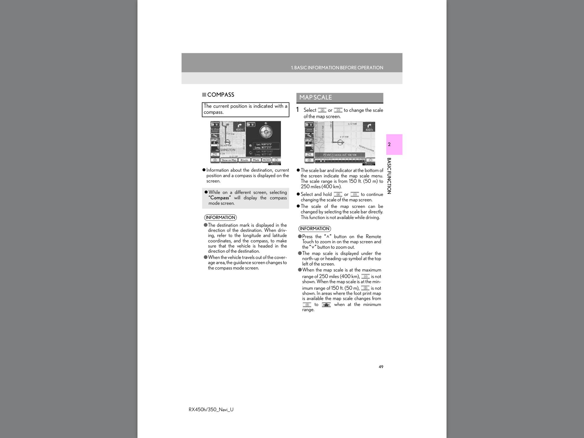 club lexus user manuals on