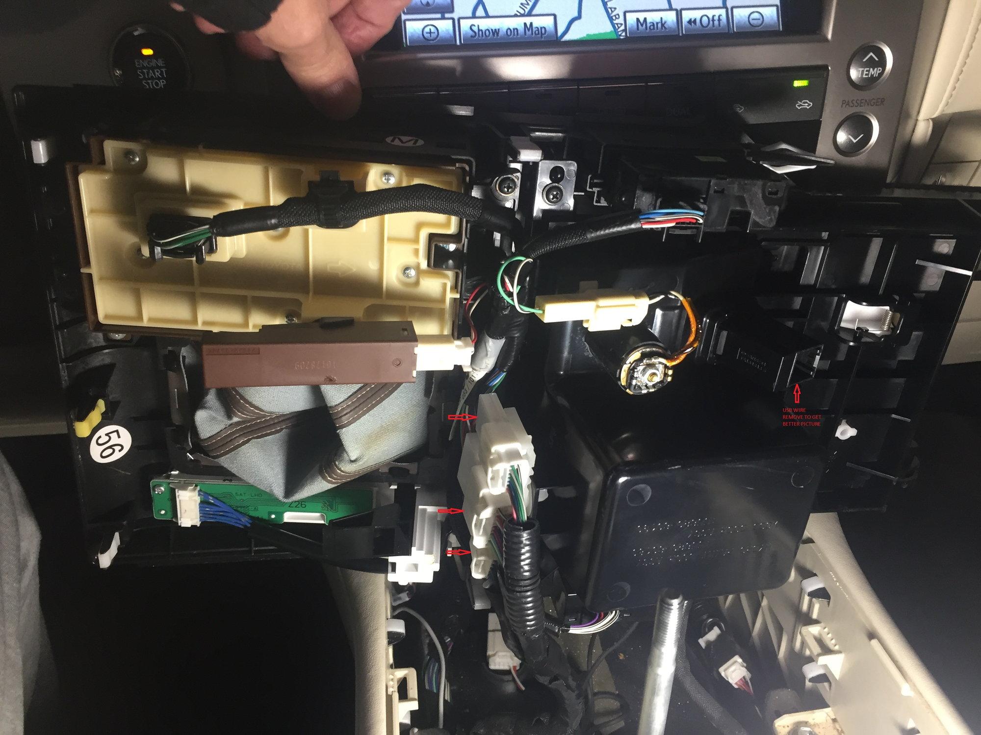 USB/Aux not working   not fuse - Page 2 - ClubLexus - Lexus