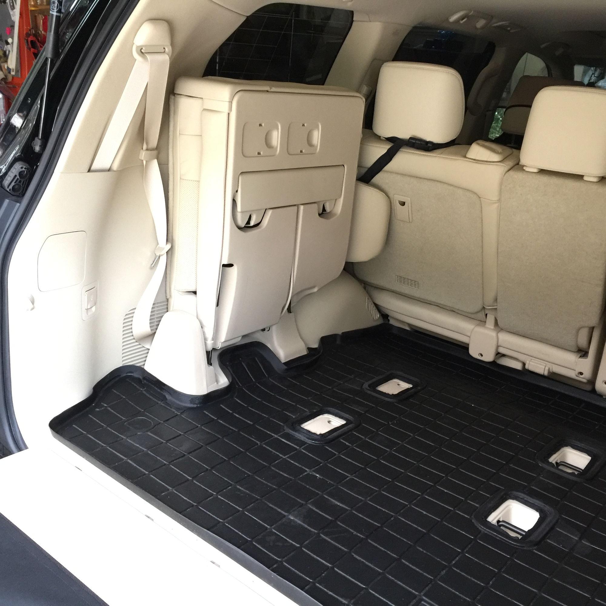 Weathertech floor mats gx470 - 2015 Lx Weather Tech Mat In 2016 Lexus