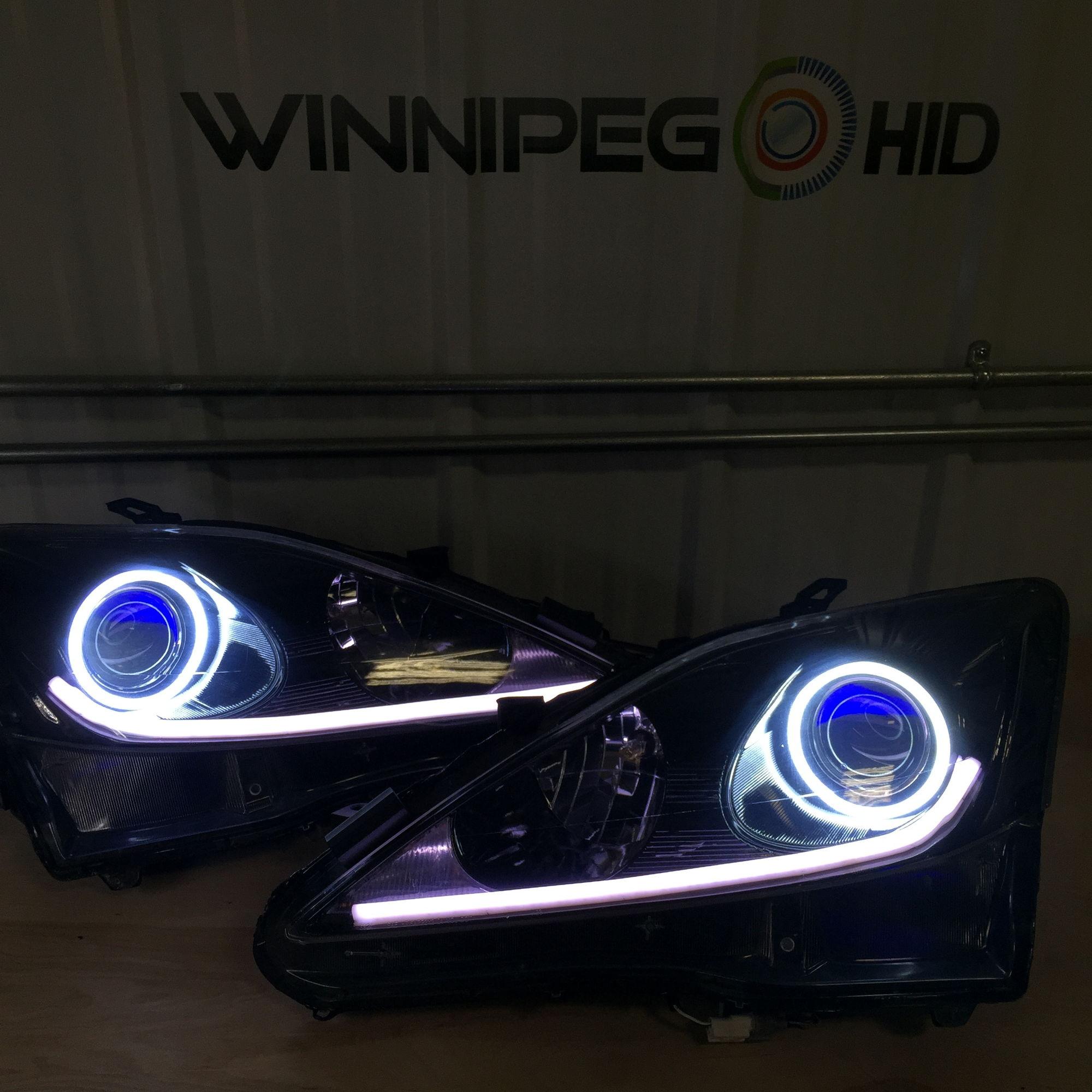 08 Isf Headlight Wiring Diagram - Clublexus