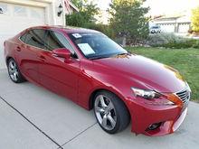 My Lexus IS