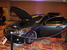 2014 auto show I entered and took top 60 of over 200+ cars