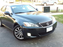 ISabelle - 2006 Lexus IS250 RWD, 6SPD w/ Heated and cooled seating