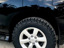 New Off Road Tires BFG All-Terrain T/A KO2