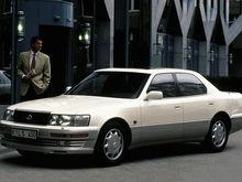 1992 - 1994 XF11 LS 400