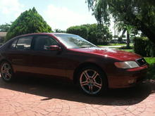 Aguest 2010 Owned GS 300