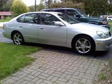 Garage - GS 400