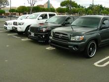Toyota cruise