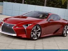 Lexus LF LC 01