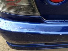 More damage