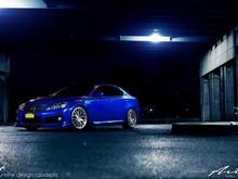 Garage - Lexus ISF