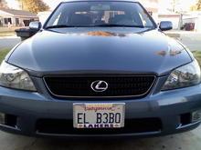 my 2005 Lexus IS300