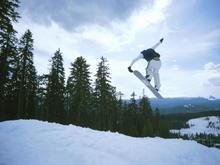 Snowboard Shots