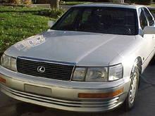 Garage - 1990 LS400