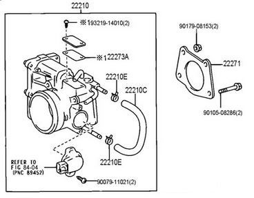 85 F150 Wiring Diagram