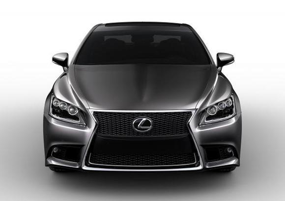 2013 Lexus ls 460 F sport 001