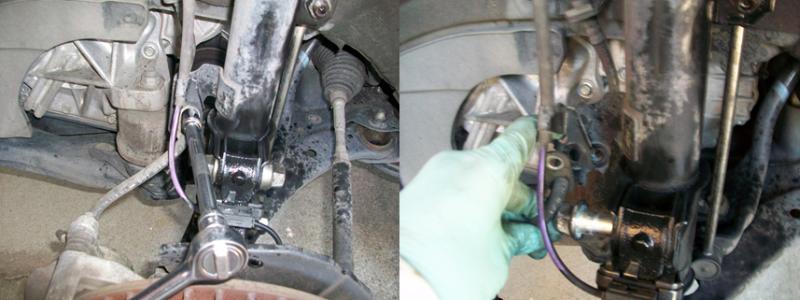 DIY Front strut replacement (07 RX350) - ClubLexus - Lexus Forum