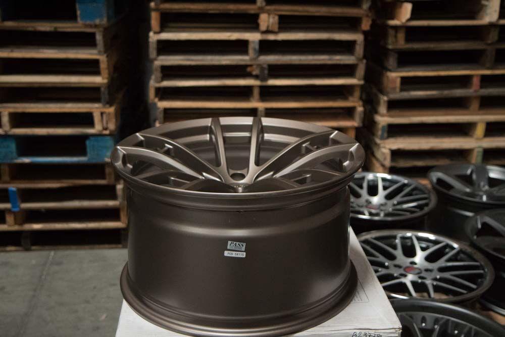 All New Mrr Wheels M392 Light Weight Flow Form Design 20x9
