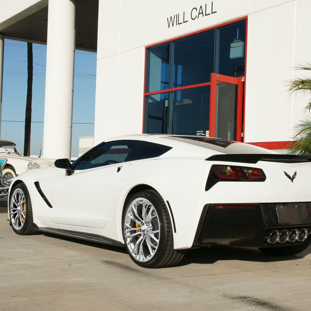 Now taking pre orders for c7z06 repro wheels