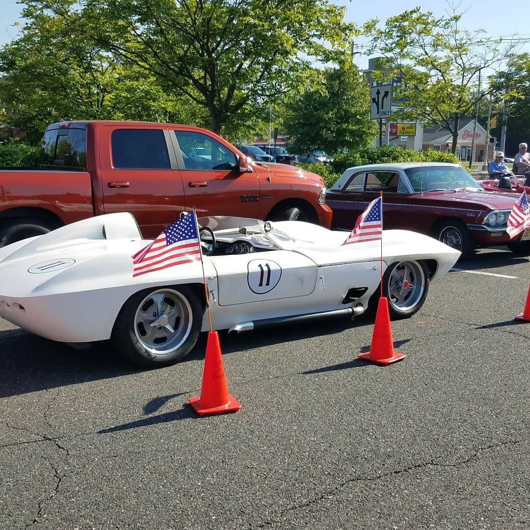 C2 Bill Mitchell Stingray Racer Tribute Project