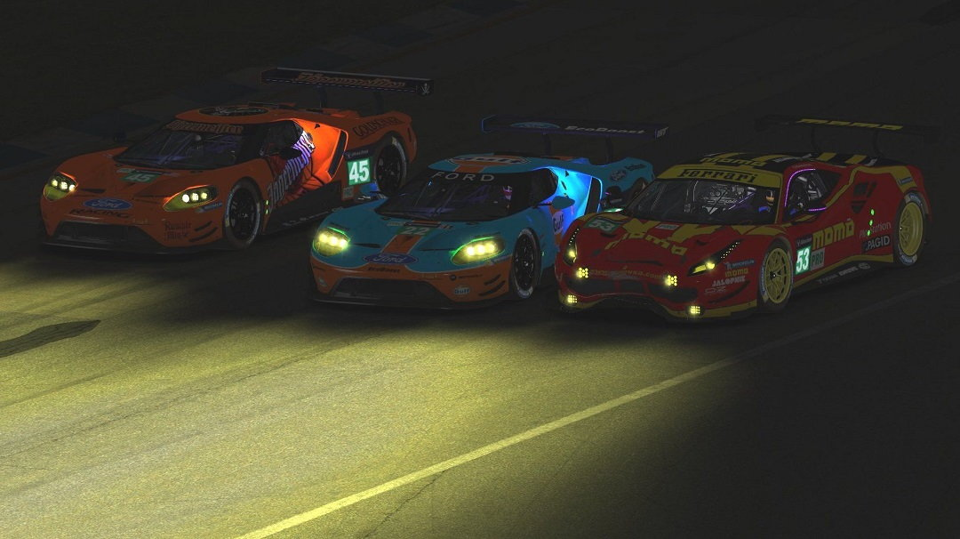 iRCFS Season 15 - iRacing Corvette Forum Series