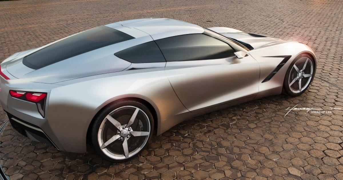 Potential new C8 FE Corvette - CorvetteForum - Chevrolet Corvette Forum Discussion