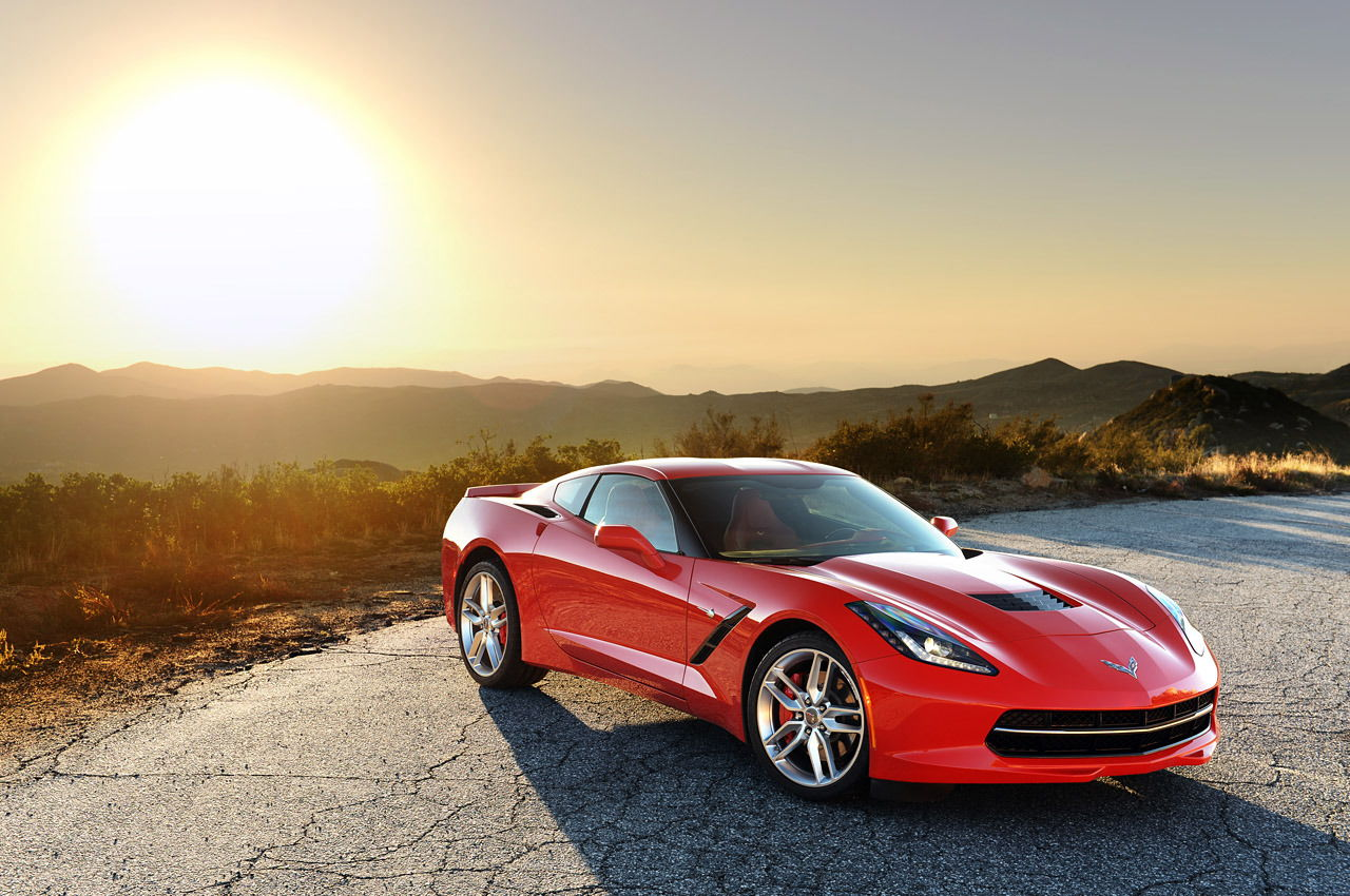 Lease transfer loaded 2014 torch red red z51 stingray 2lt coupe