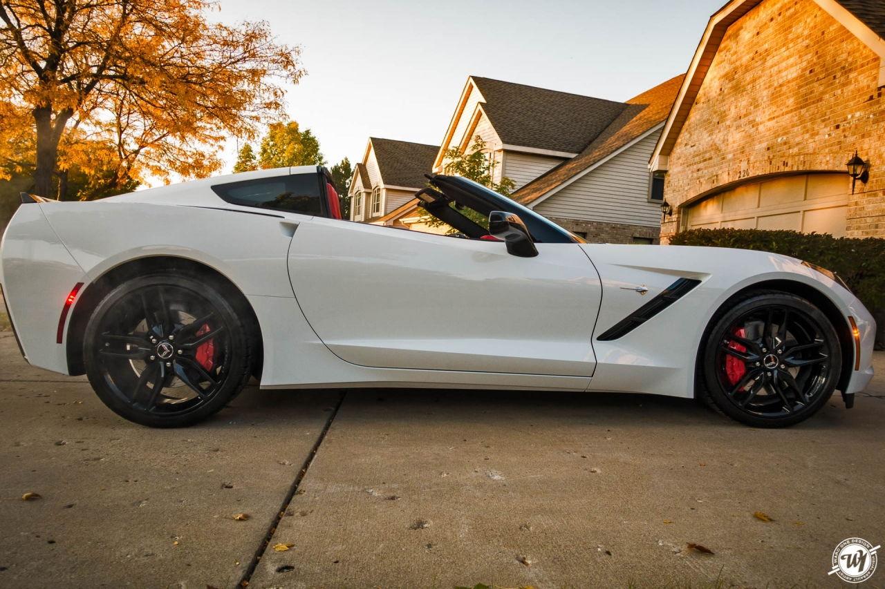my new 2015 c7 stingray artic white corvetteforum chevrolet corvette forum discussion. Black Bedroom Furniture Sets. Home Design Ideas