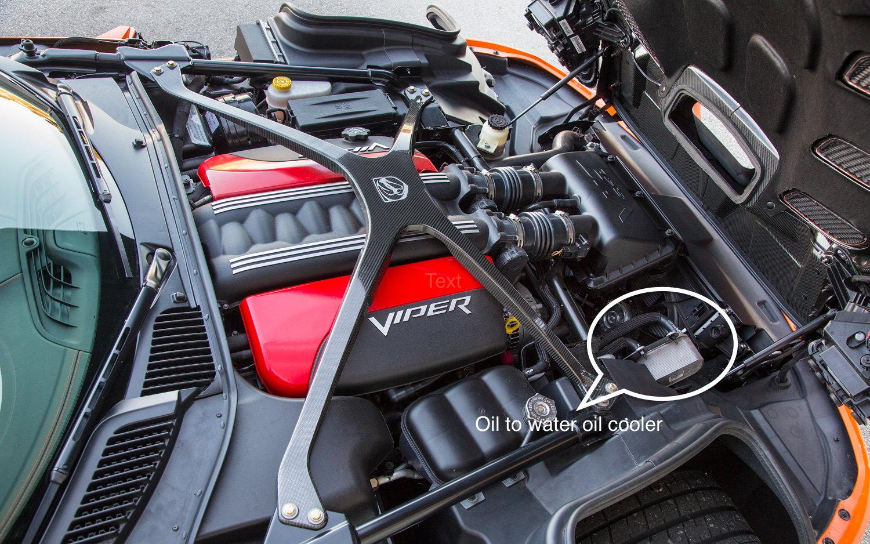 New Katech C7 Z06 Oil Cooler Kit - CorvetteForum - Chevrolet