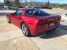 2005 C6 Magnetic Red II