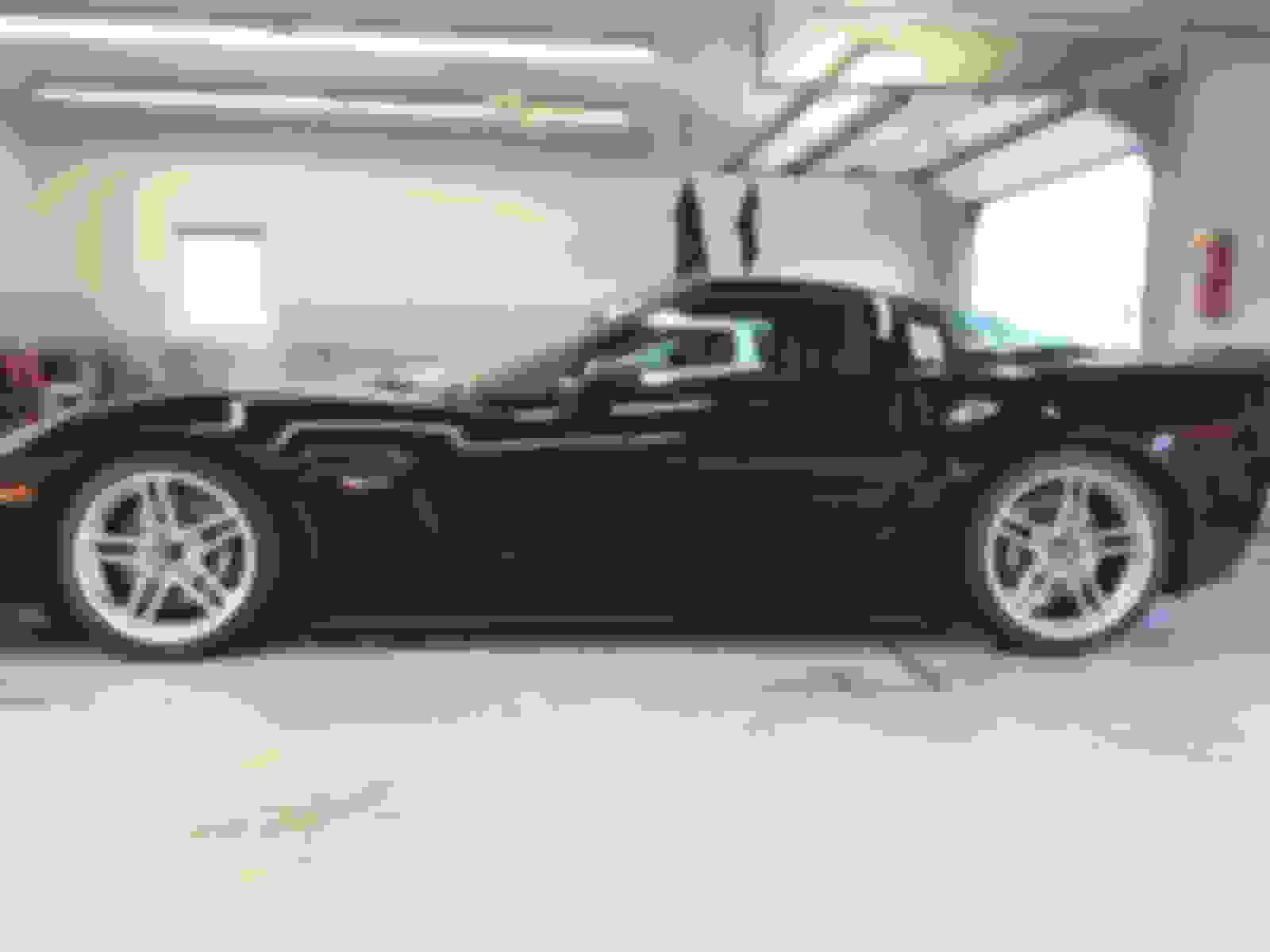 for 06-11 Chevy C6 Corvette Z06 Front /& Rear Set Stoptech Street Brake Pads