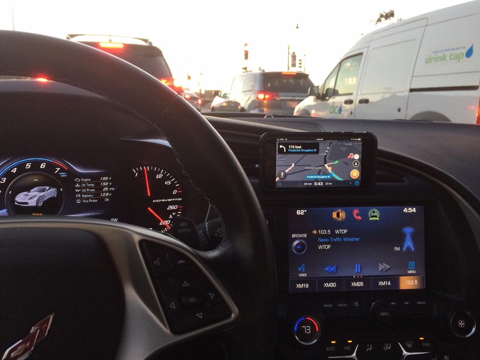 Apple CarPlay problem - CorvetteForum - Chevrolet Corvette Forum