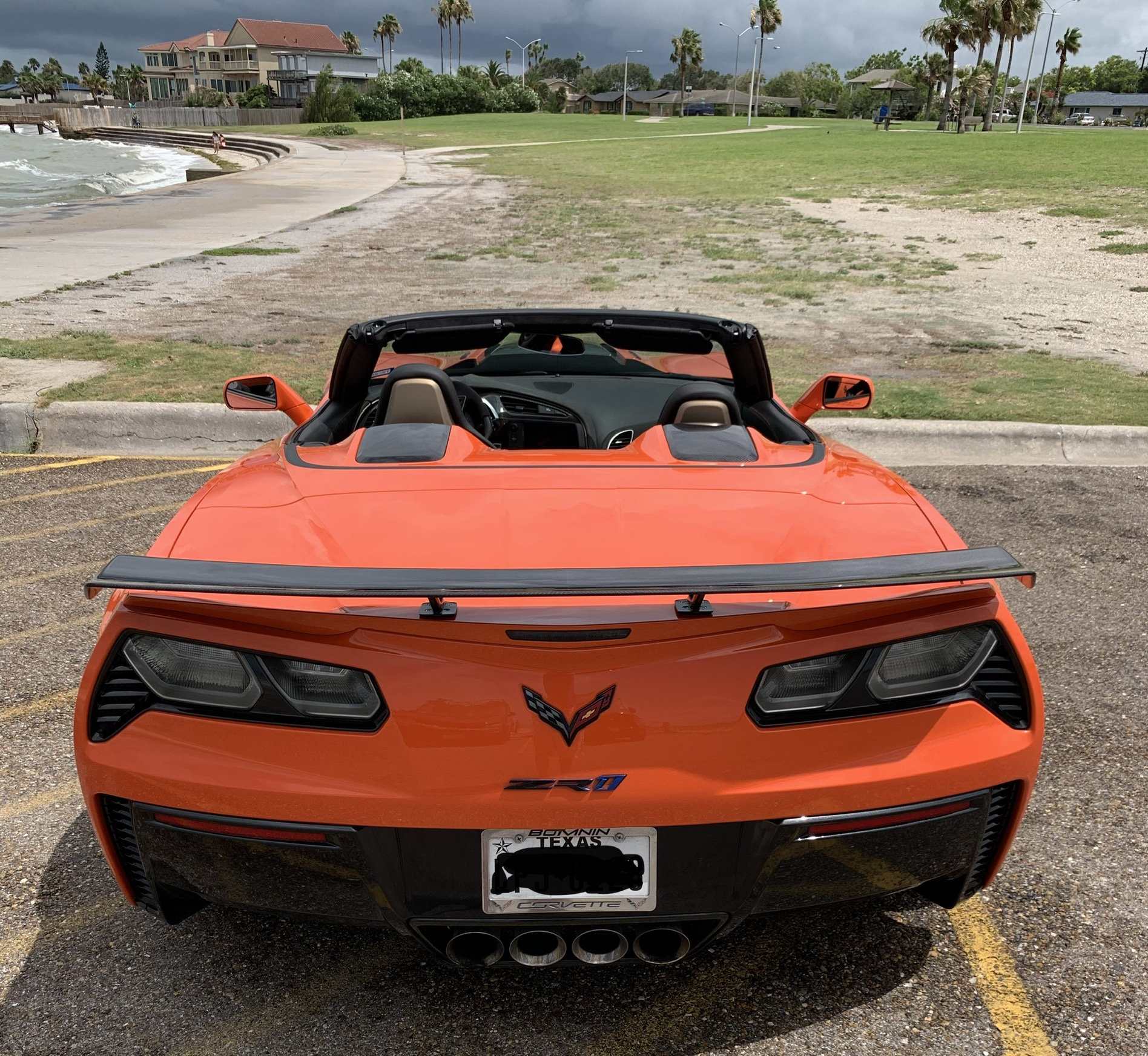 FS (For Sale) 2019 ZR1 Sebring Orange Convertible Fully