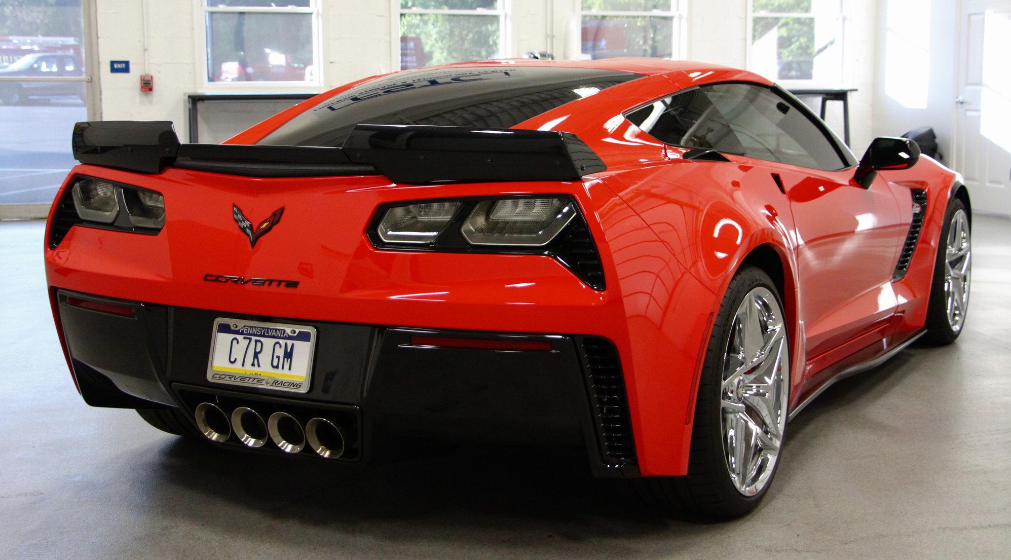 My new 2019 Z06 - Wow - CorvetteForum - Chevrolet Corvette ...