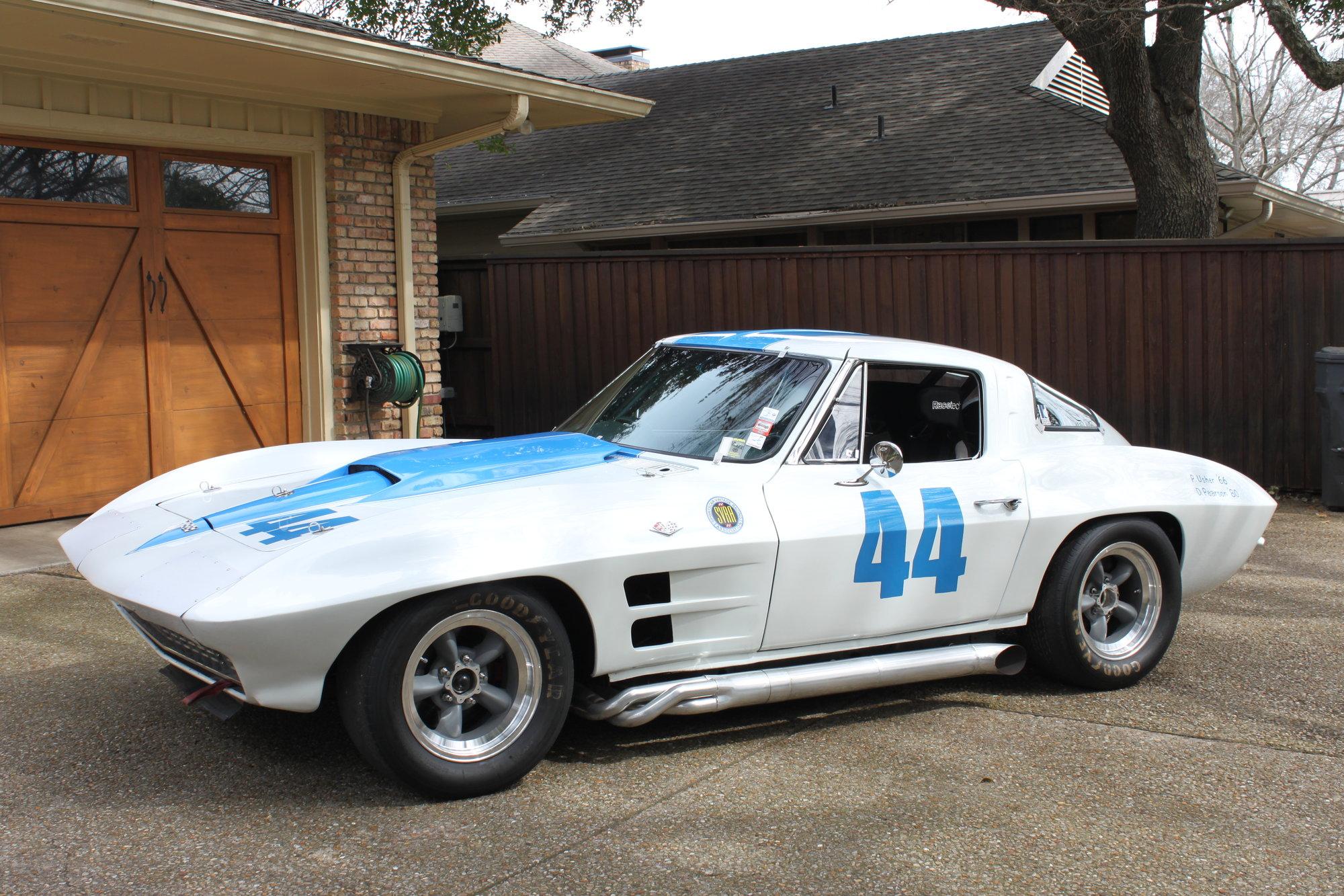 FS (For Sale) 63 SWC Vintage Race Car - CorvetteForum