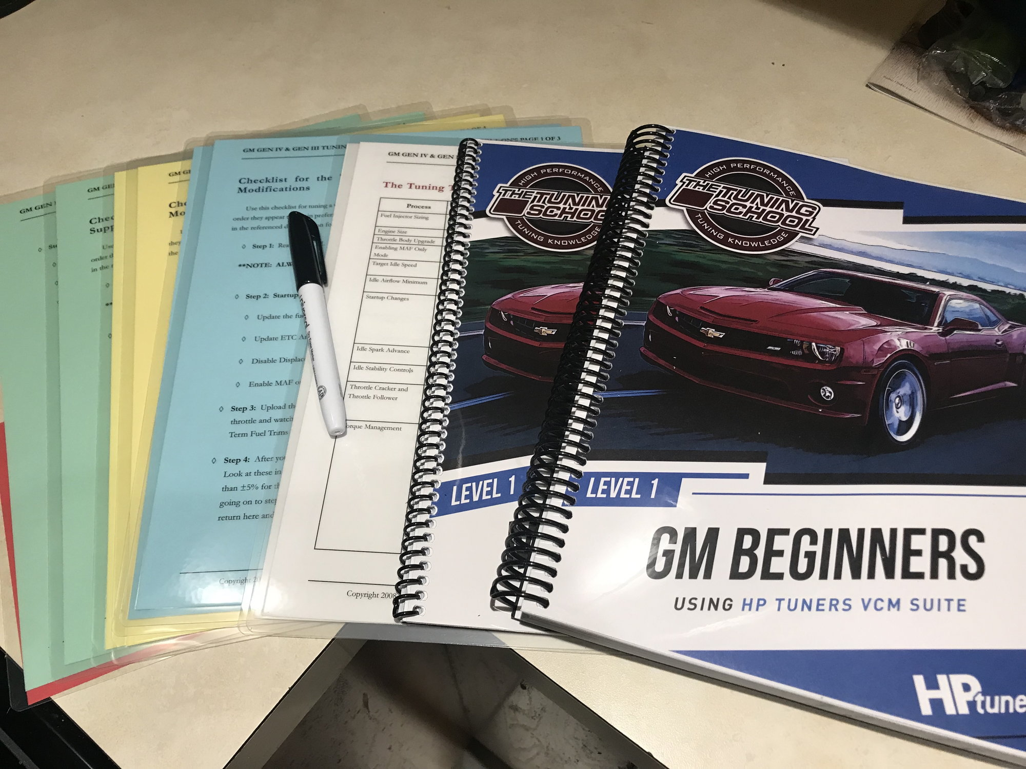 FS (For Sale) Tuning School books - CorvetteForum