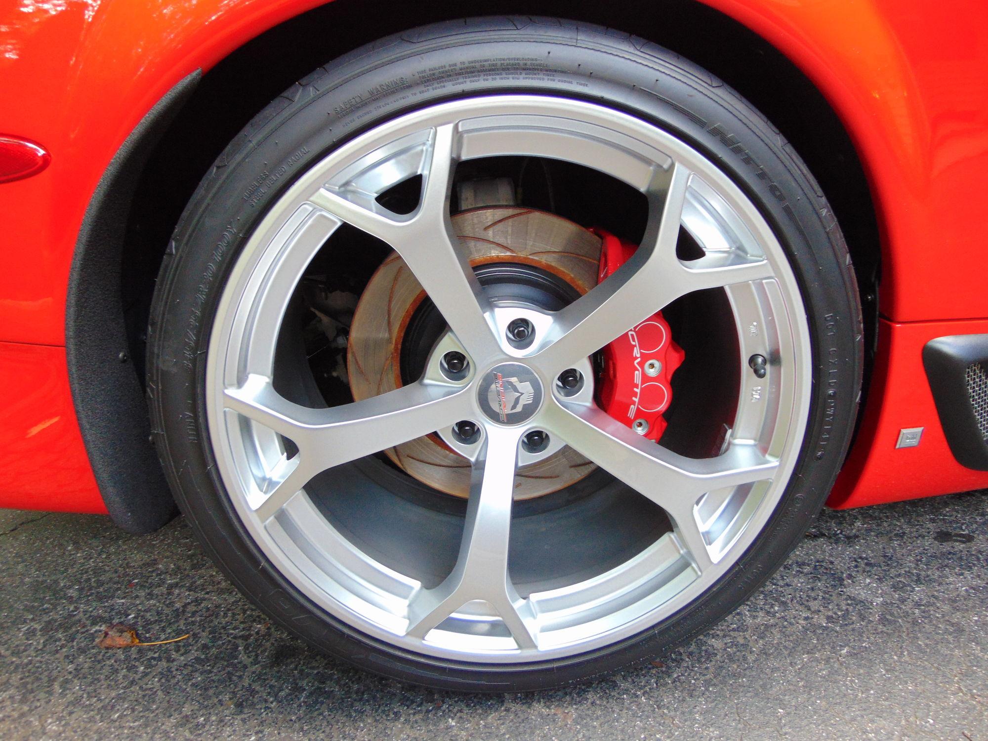C6 Z06 For Sale >> Sport muscle gs concave wheels - rare - CorvetteForum - Chevrolet Corvette Forum Discussion