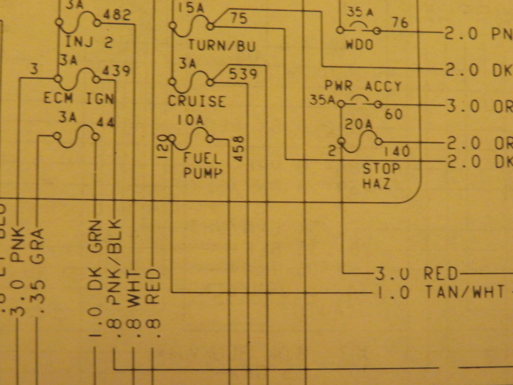 fuel pump relay and fp wiring corvetteforum chevrolet corvette rh bsmdot co