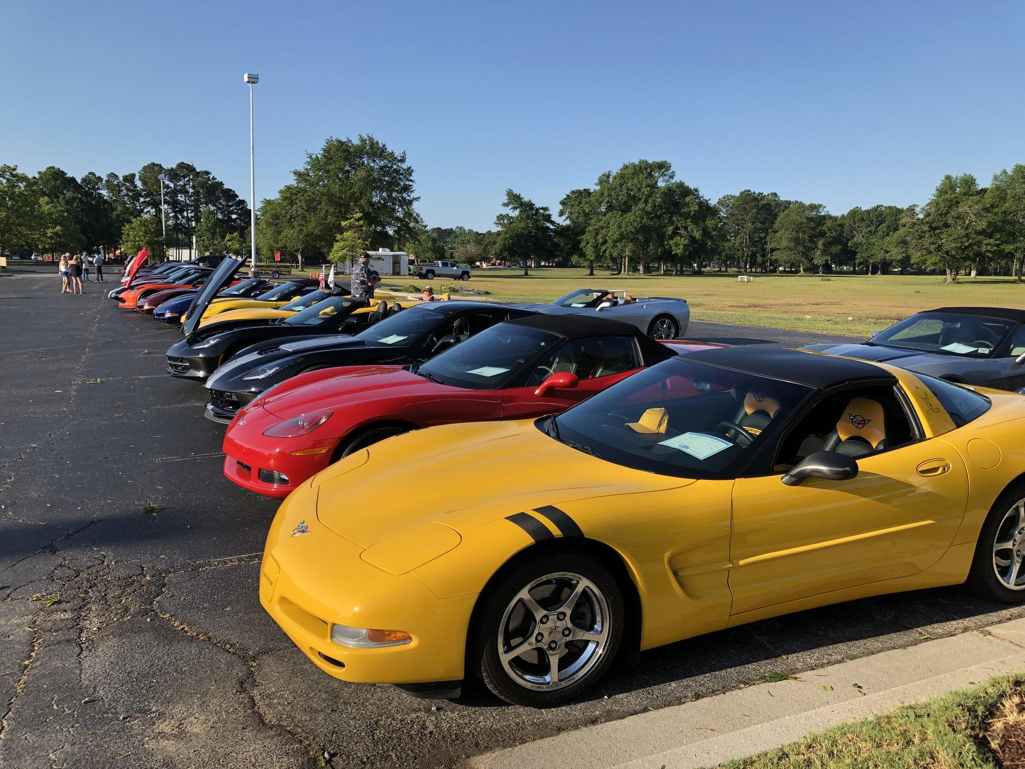 24th Annual Myrtle Beach Corvette Show